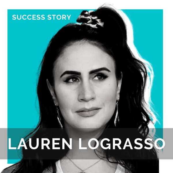 Lauren LoGrasso, Nationally Syndicated Podcaster, Actor, Singer   Unleashing Your Inner Creative   SSP Interview