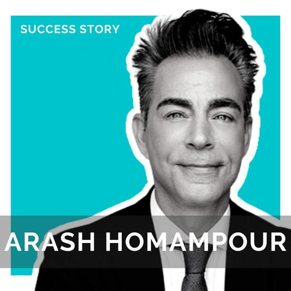 How to Take on Large Corporations and Win, With Arash Homampour, Top Trial Attorney With $500m+ in Won Restitution