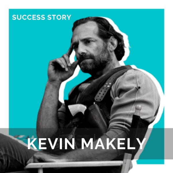 Kevin Makely, Actor & Producer | Producing a Netflix Top 3 Nationwide Blockbuster | SSP Interview