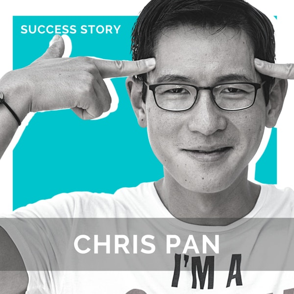 Chris Pan, Founder of My Intent Project   Ex McKinsey, Ex Facebook, Success & Happiness Came After   SSP Interview