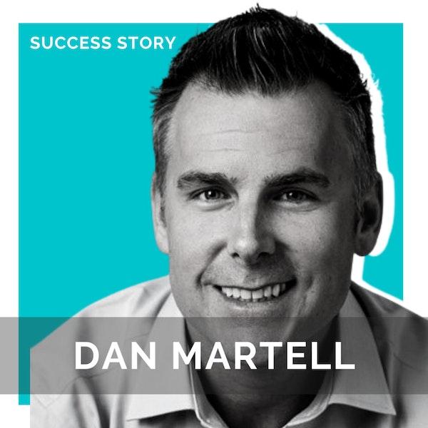 Dan Martell, SaaS Coach   5x founder, 3x exits, Investor, Speaker   SSP Interview
