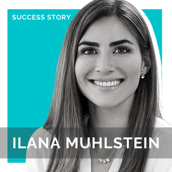 Ilana Muhlstein, Entrepreneur, Author & Educator | Entrepreneurial Mindset & Building A Business In a Crowded Category