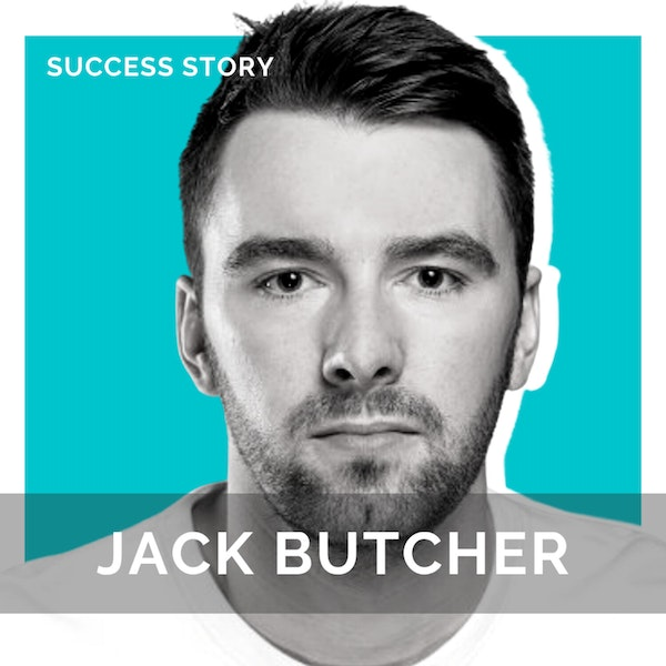 How to Build a $1m+/Year Course in 1.5 Years, With Jack Butcher, Founder of Visualize Value