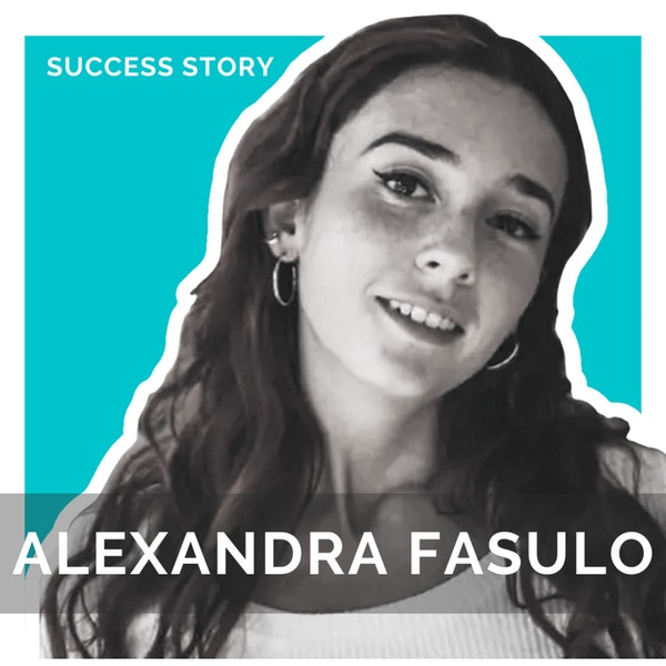 How to Make 7 Figures Freelancing on Fiverr With Alexandra Fasulo, Full Time Digital Nomad