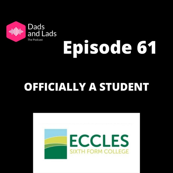 Episode 61 - Officially a Student Image