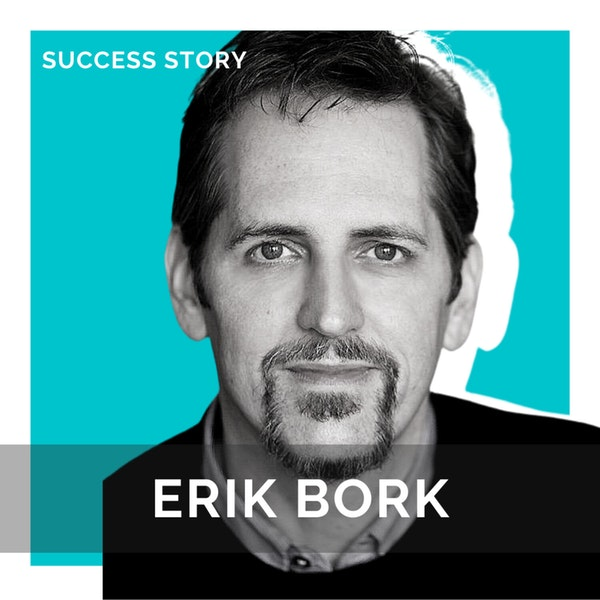 Erik Bork, 2x Emmy 2x Golden Globe Writer   Earth To The Moon & Band of Brothers   SSP Interview