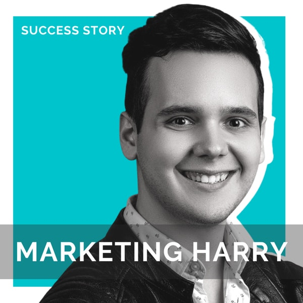 Marketing Harry, CEO of Brave Social Media | Growing Instagram From 0-125k Followers In One Year