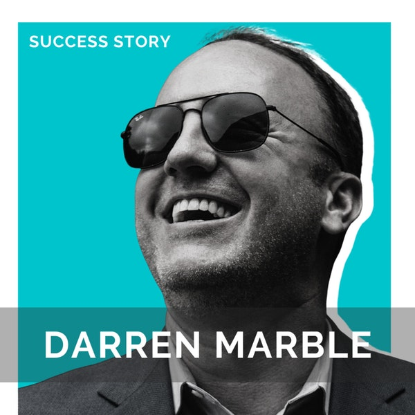 Darren Marble, Co-Founder & CEO of Crush Capital | Creating TV That Allows Viewers To Invest in IPOs