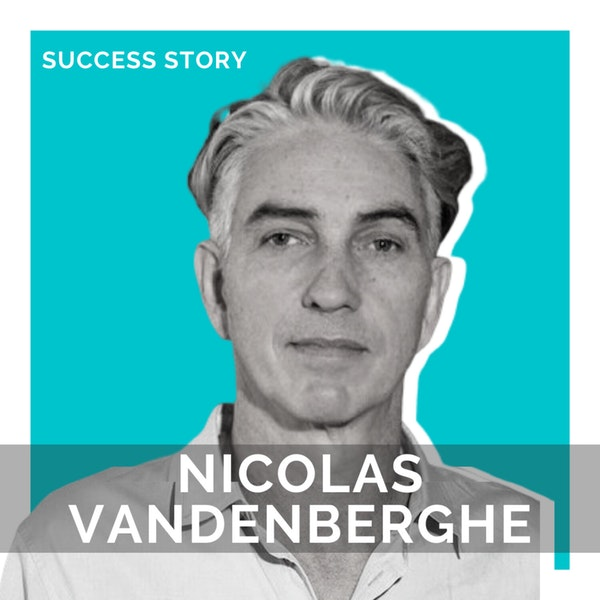 Nicolas Vandenberghe, CEO of Chili Piper | The Playbook For Success | SSP Interview