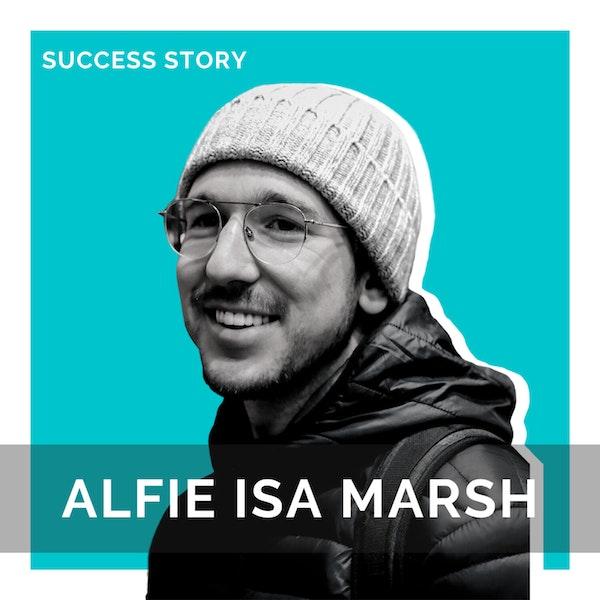 Alfie Isa Marsh, Head of Sales at Spendesk | Global Sales Leader | SSP Interview