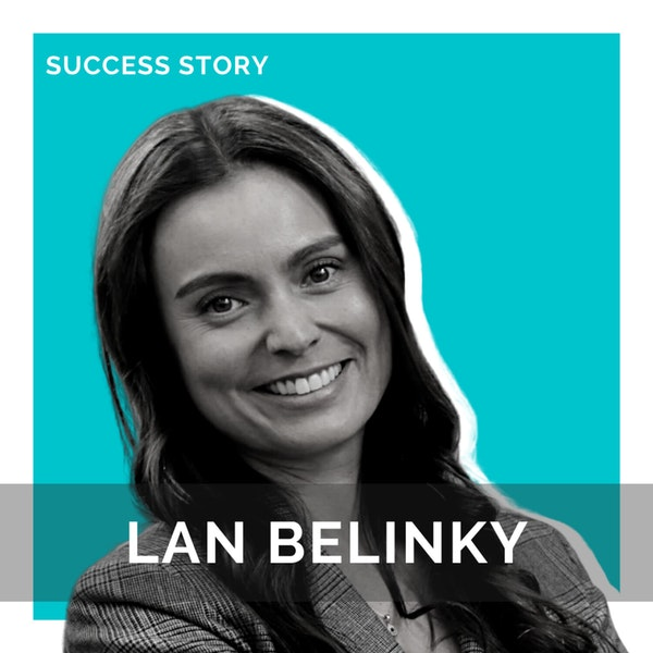 Lan Belinky, Co-Founder at Boscia   Leading a Global Skincare Brand   SSP Interview