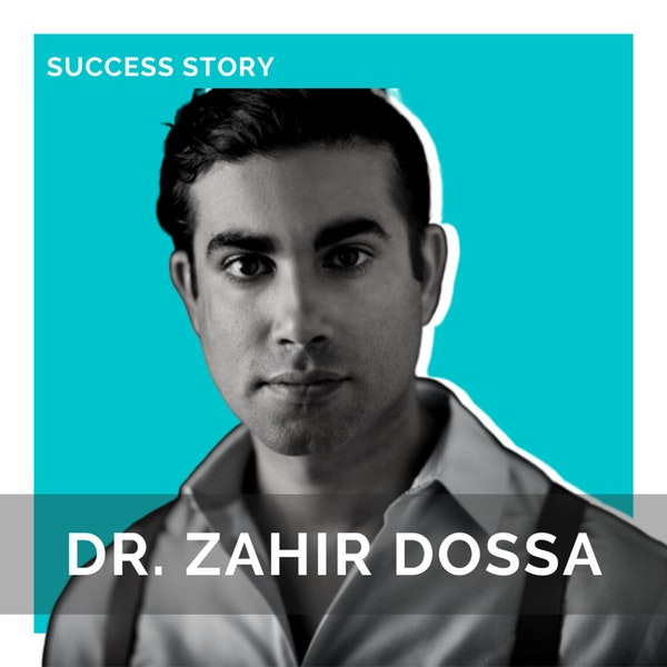 Dr. Zahir Dossa, CEO of Function of Beauty | MIT Grad Disrupting Beauty Industry | SSP Interview