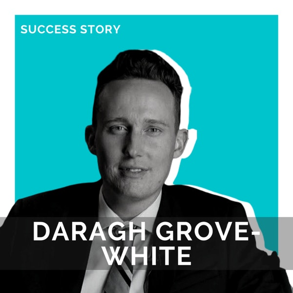 Darragh Grove-White, CEO of This One Marketing | Growth Hacking Guru | SSP Interview