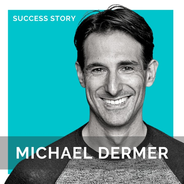 Michael Dermer, Founder of The Lonely Entrepreneur | Entrepreneurial Lessons From A Category Creator