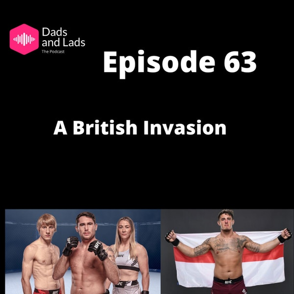 Episode 63 - A British Invasion Image