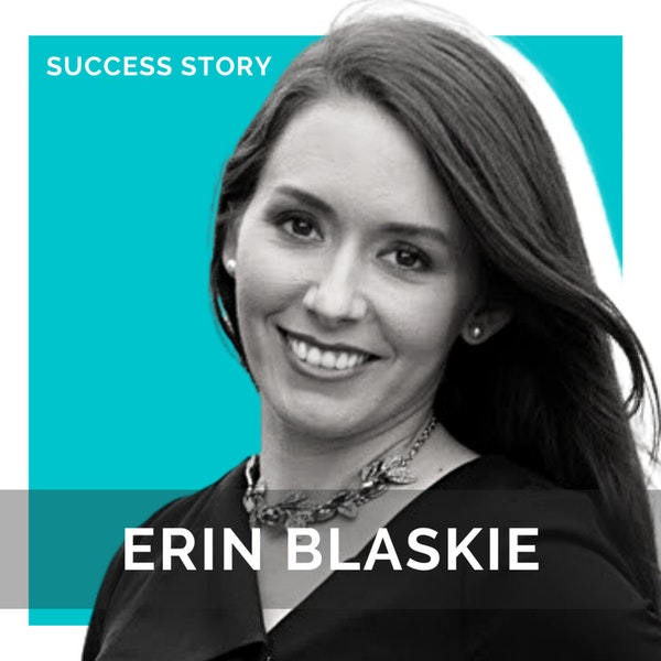 Erin Blaskie, Fractional CMO | 2x Entrepreneur, Startup Advisor, TedX Speaker, Forbes & WSJ Columnist on Entrepreneurship & Personal Brand