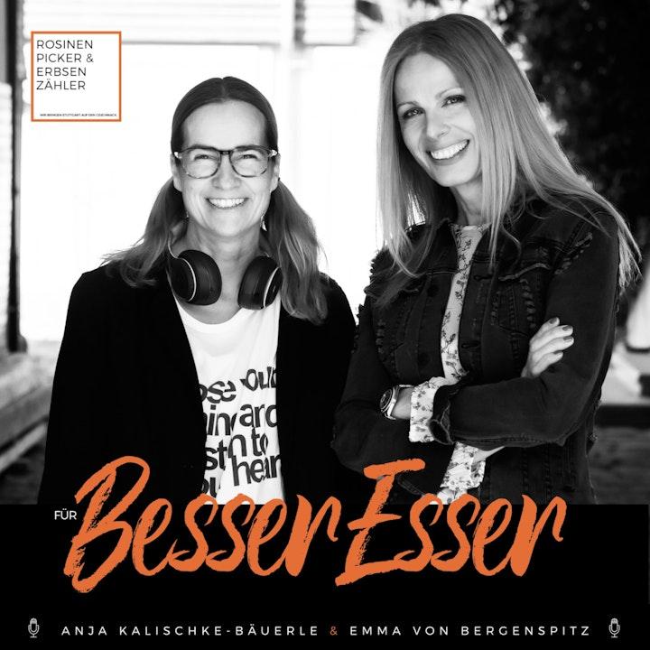 Rosinenpicker und Erbsenzähler –der Podcast für ... Besser Esser 🍽