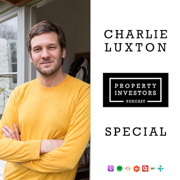 34: Interview - Charlie Luxton - TV Presenter & Architectural Designer Image