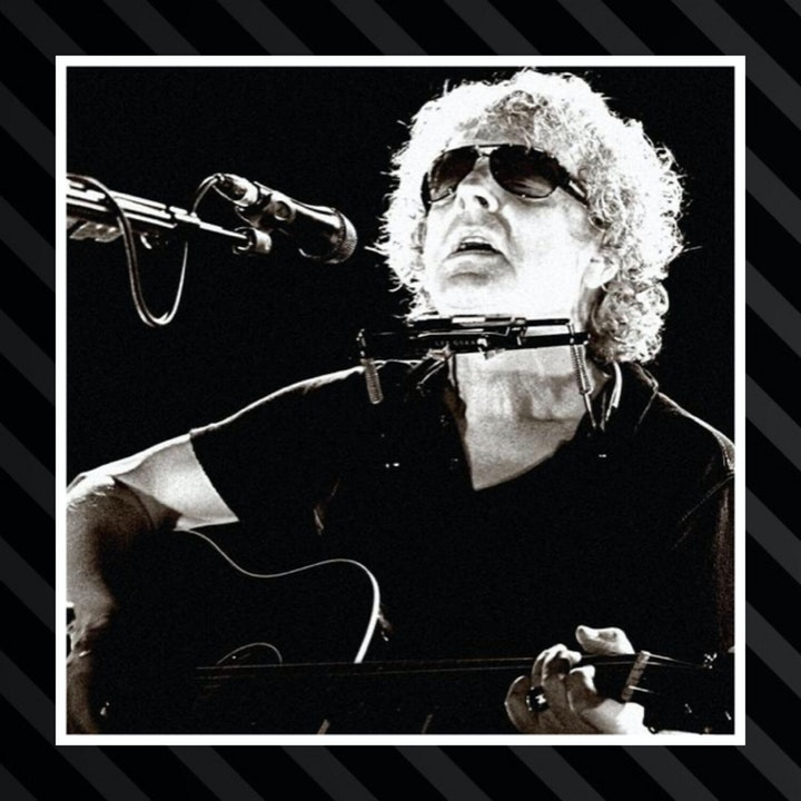 9: The one with Mott The Hoople's Ian Hunter