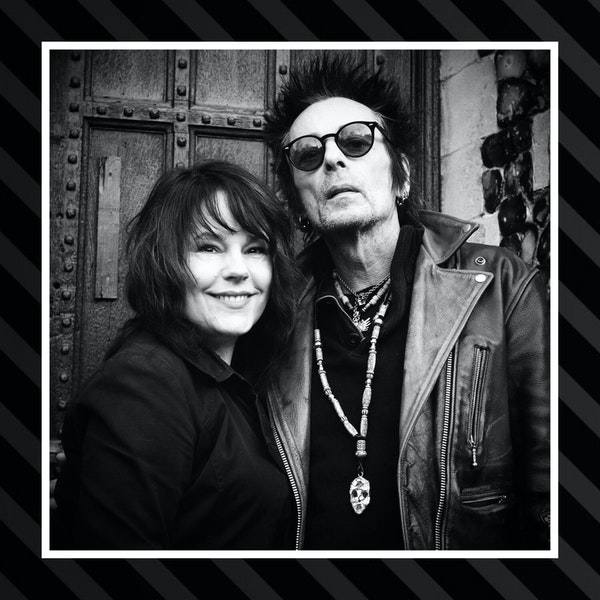 26: The one with The New York Doll's Earl Slick Image