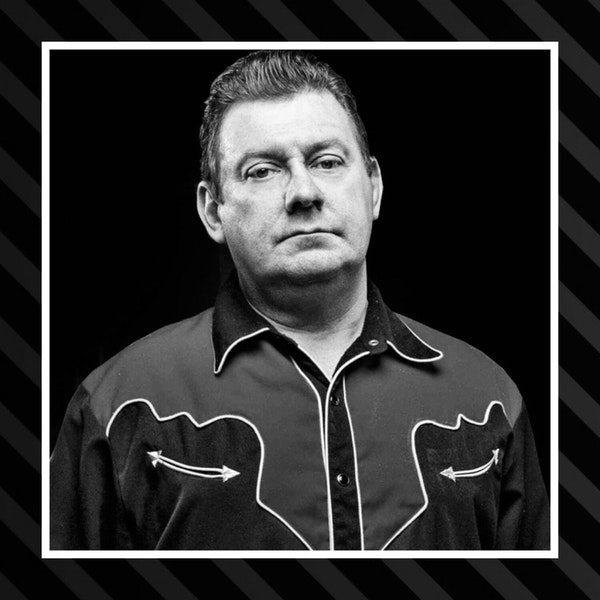29: The one with Stiff Little Fingers' Jake Burns Image