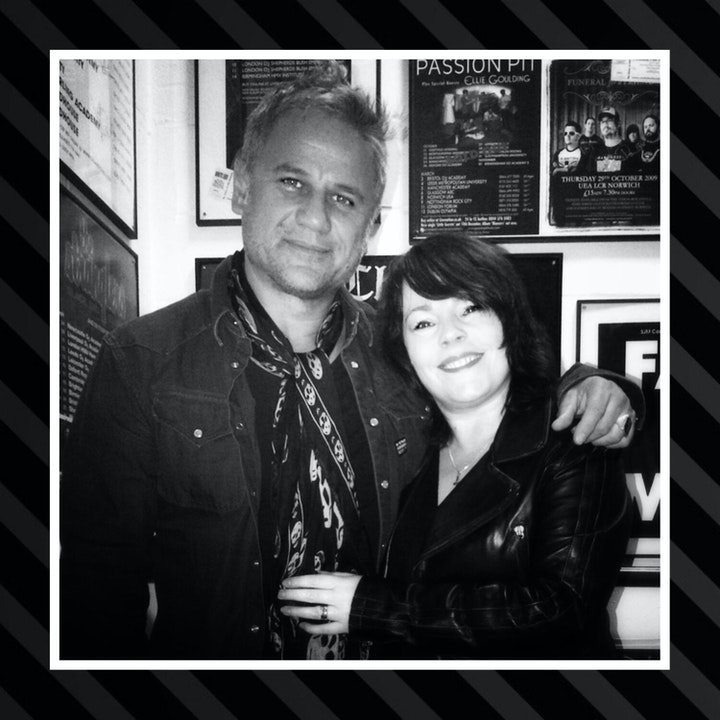 18: The one with INXS' Jon Stevens