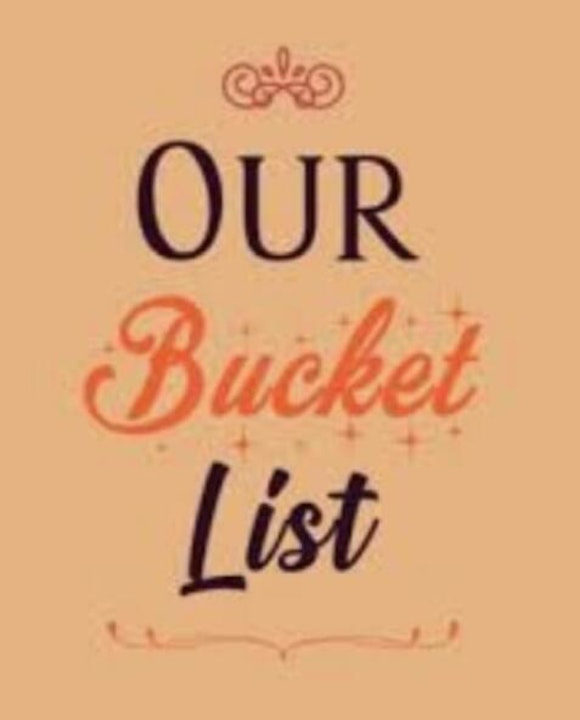 36: Episode 36. Our Bucket List