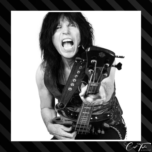 89: The one with Quiet Riot's Rudy Sarzo Image