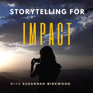 Storytelling for Impact screenshot
