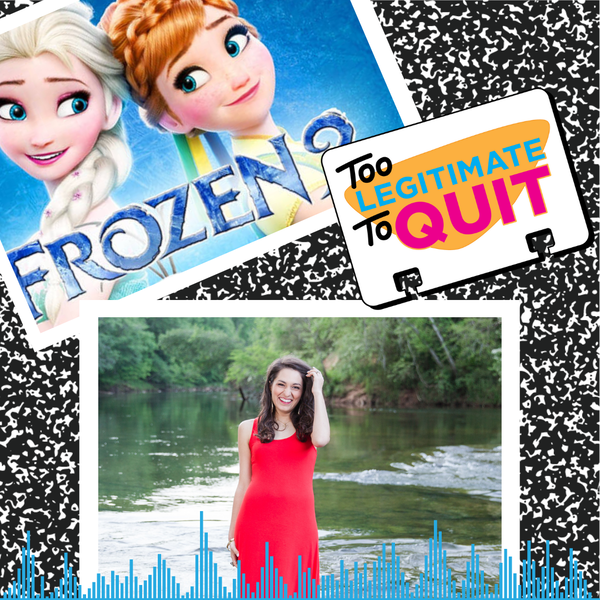 11: On Intuition, Ambition & Frozen 2 (feat. Ciara Rubin) Image