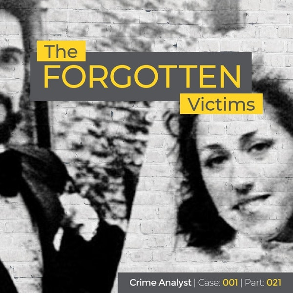 26: The Forgotten Victims | Part 21 | Psychological Autopsy and Profile of PS Ctd Image
