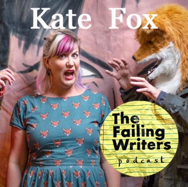 """14: """"In one eye and out the other"""" with stand-up poet, Kate Fox Image"""