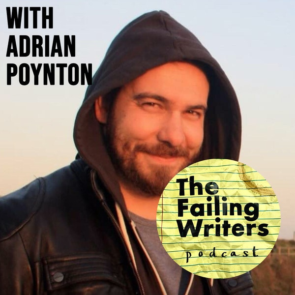 19: Talking TV, comedy and California with Adrian Poynton Image