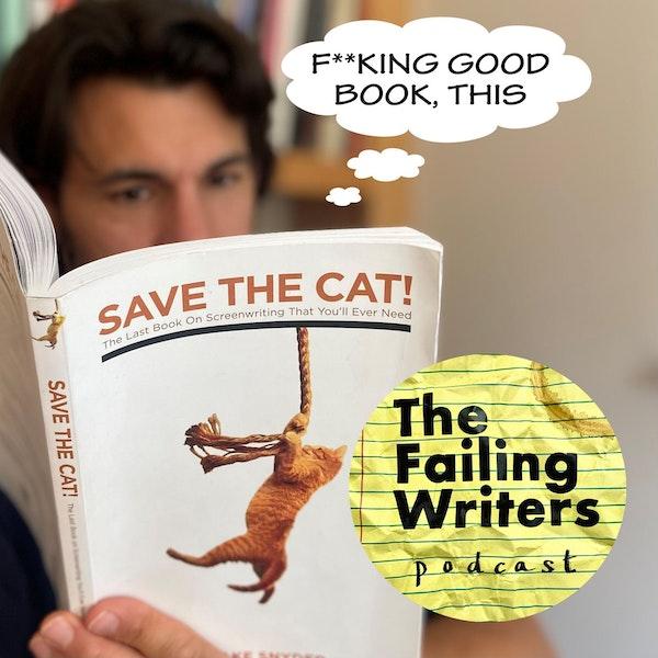 20: Save the f%@#!ng cat Image