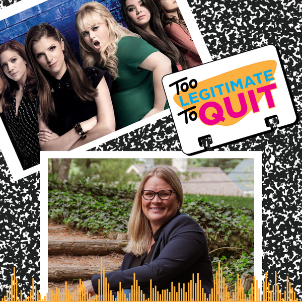 42: On Impact, Inclusion & Pitch Perfect (feat. Melissa Marcelissen)