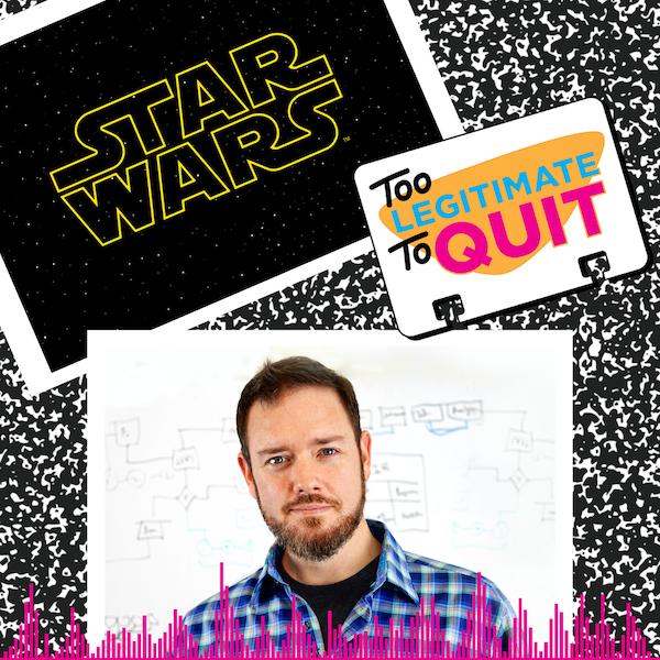 43: On Storytelling, Problem-Solving & Star Wars (feat. Seth Erickson)