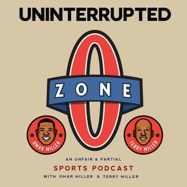 38: O-ZONE 1/16/17 with Omar Dorsey