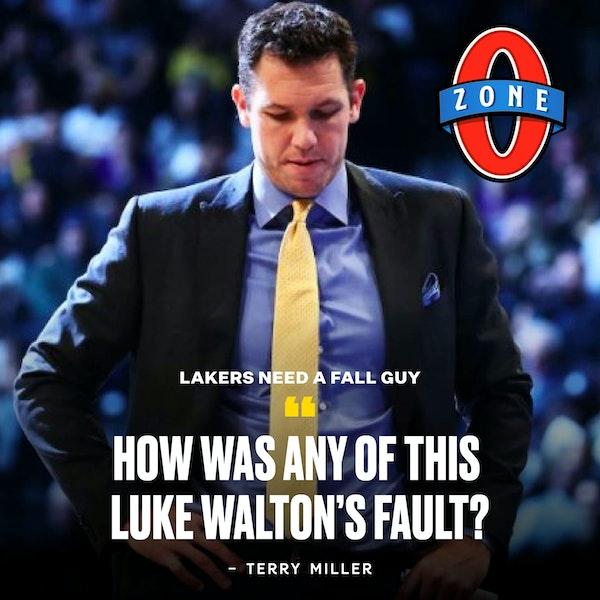 Ep. 112: Was Luke Walton Really The Problem?