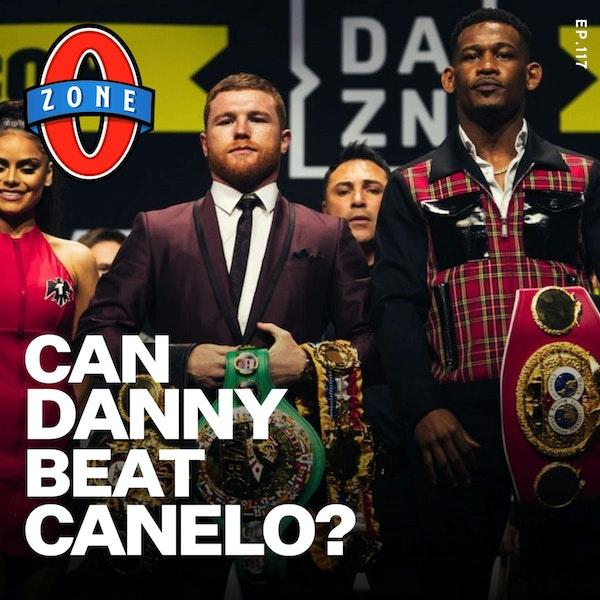Ep 118: Can Danny Jacobs Beat Canelo Alvarez?