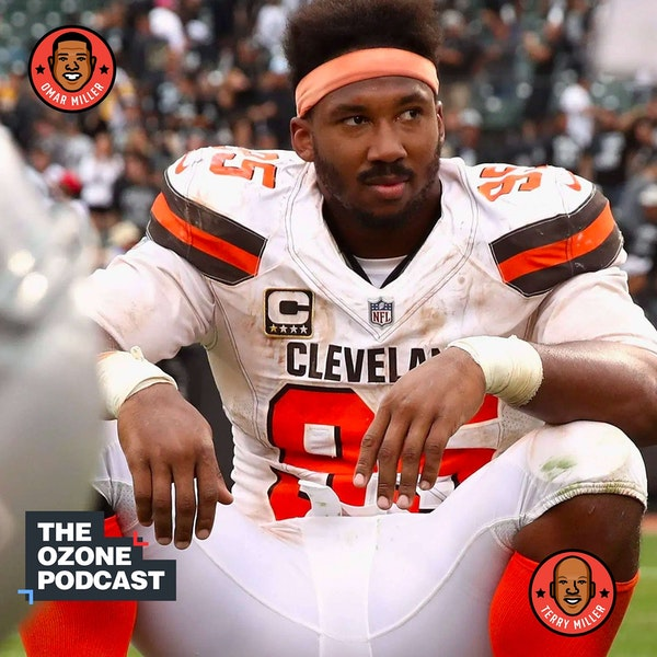 Does Myles Garrett deserve to play in the NFL again ?
