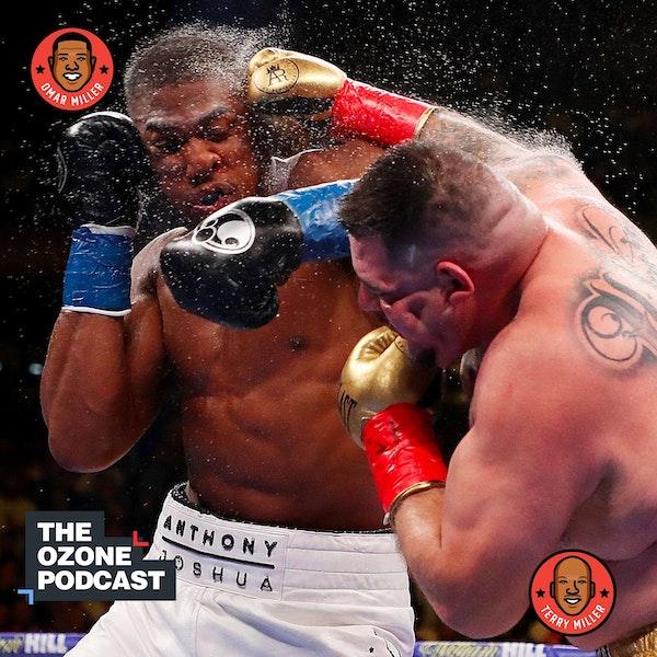 Anthony Joshua and Andy Ruiz Boxing Recap