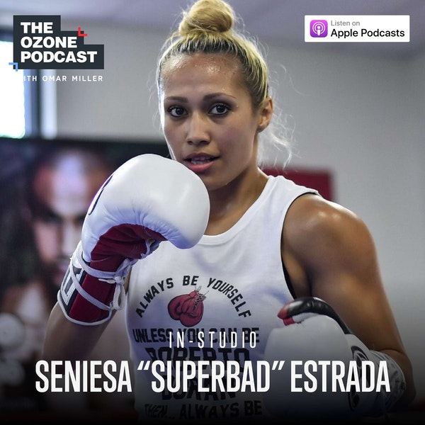 The Champ is Here! with Seniesa Estrada