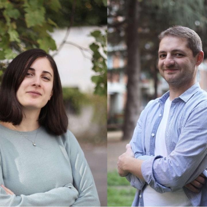 144 - Rusudan Djakel and George Jibladze (Giveinternet.org) On Scaling Internet Access