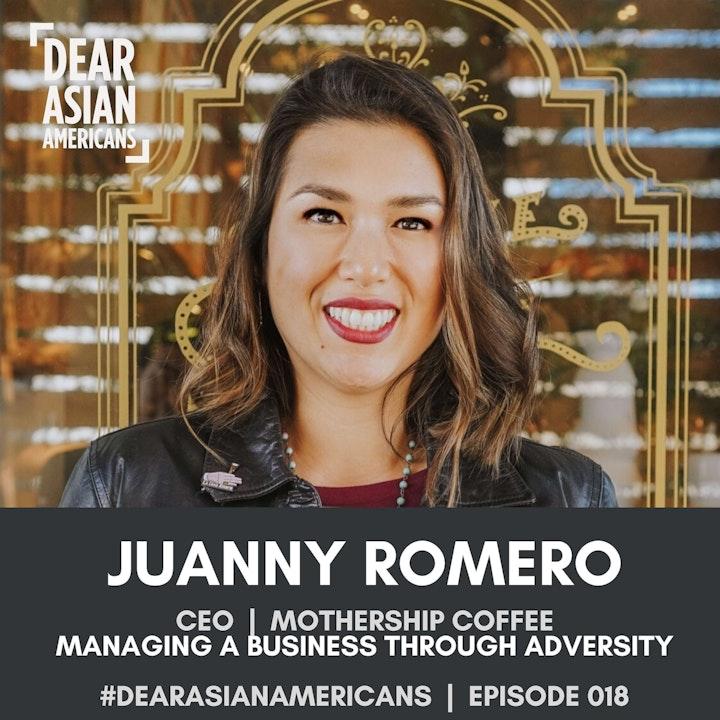 018 // Juanny Romero // CEO - Mothership Coffee