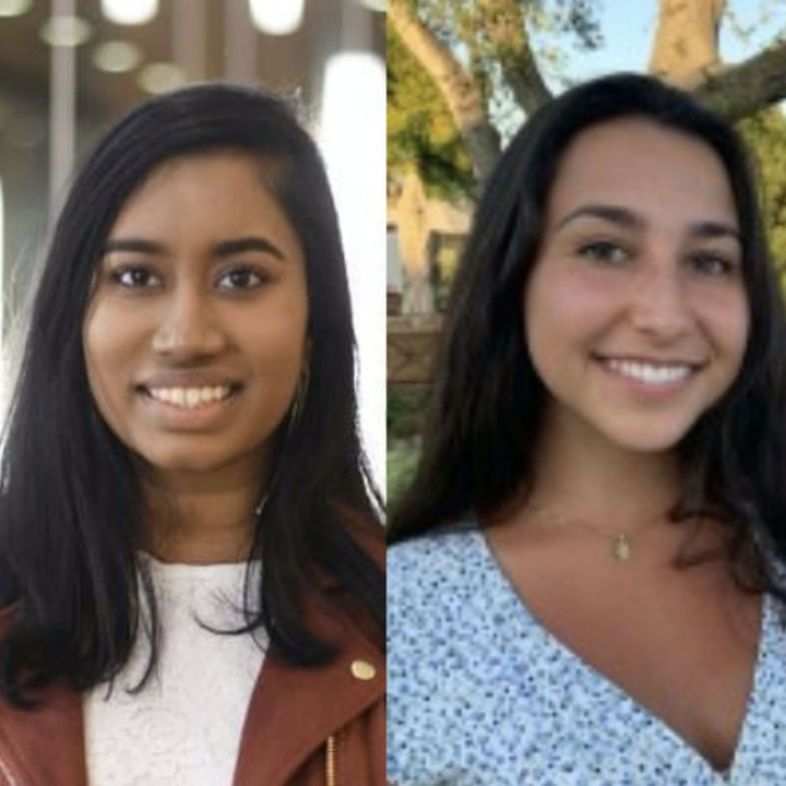 246 - Gaby Goldberg & Dheera Vuppala (Hiatus) On Building TikTok For Ideas