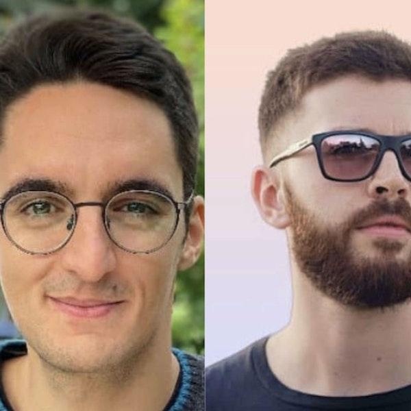 254 - Francesco Di Lorenzo & Fabrizio Rinaldi (Mailbrew) on Building An Information Diet Image