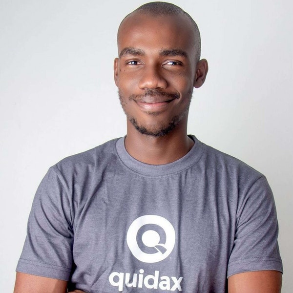 258 - Buchi Okoro (Quidex) On Building a Crypto Exchange in Africa Image