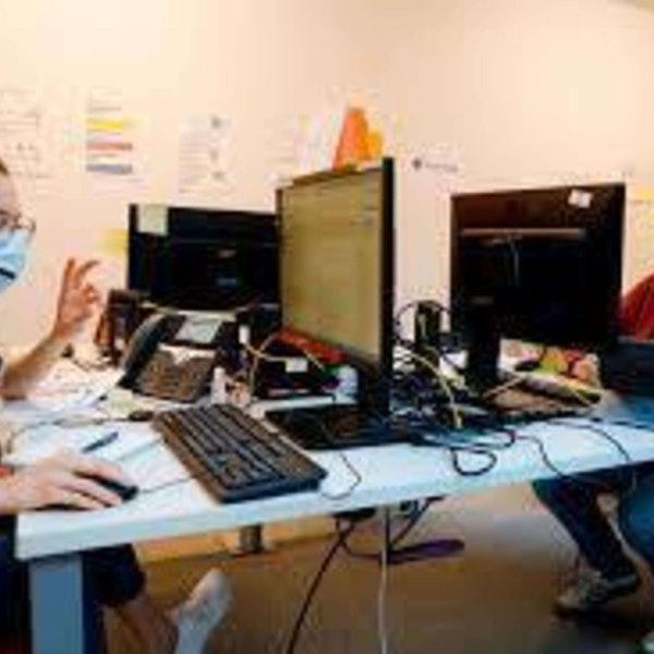 Remote Work Monitoring Image