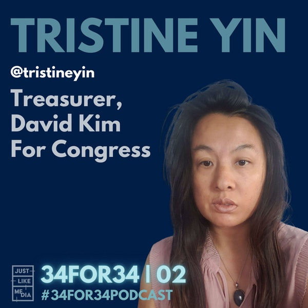 02 // Tristine Yin // Treasurer, David Kim for Congress