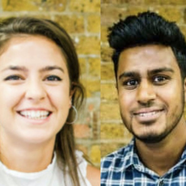 301 - Jay Shah & Hannah Burrow (Kiroku) On Building Software For Dentists Image